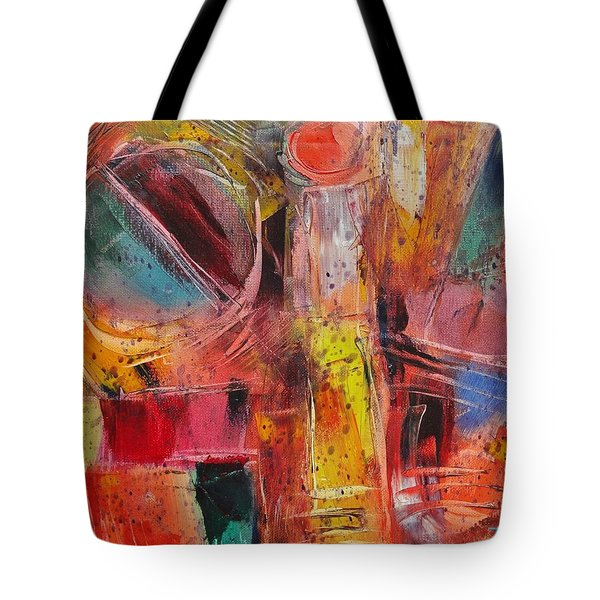 Expression # 8 Tote Bag