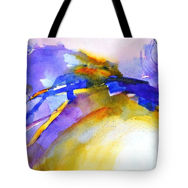 Expressive #3 Tote Bag by Betty M M Wong