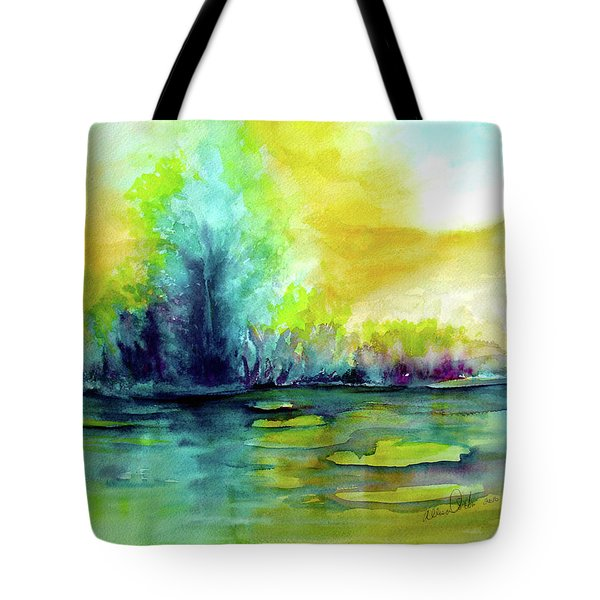 Expressive Tote Bag by Allison Ashton