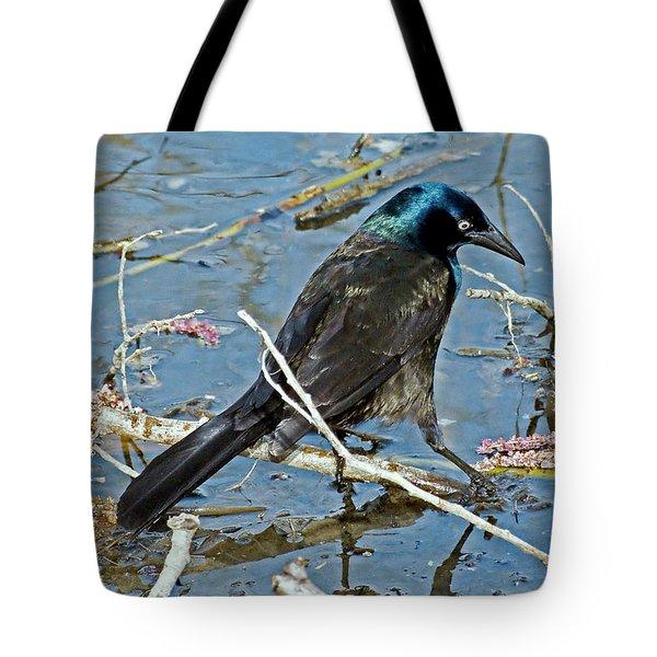 Expressive Tote Bag