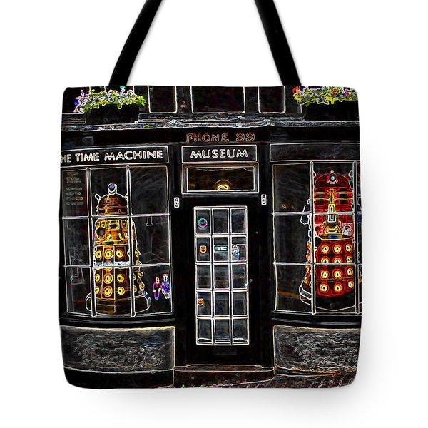 Exterminate Exterminate Tote Bag