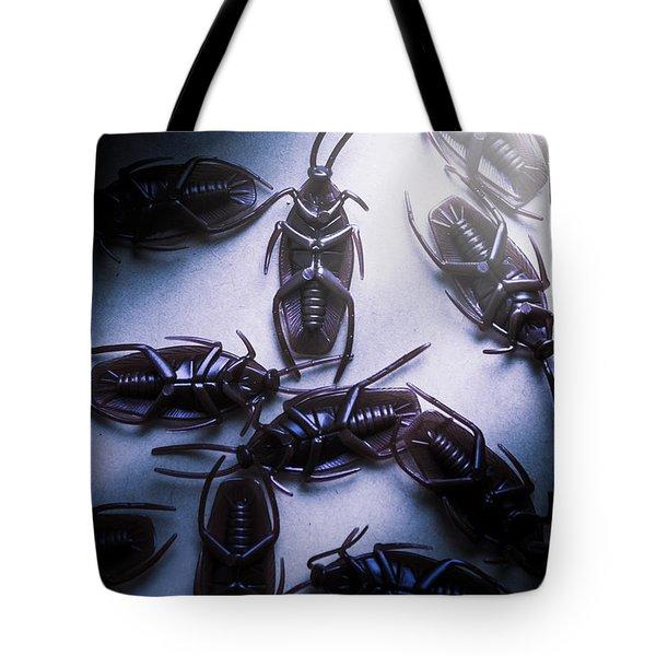 Extermination Tote Bag