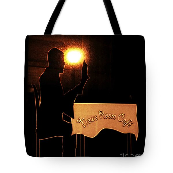 Extra Extra End Of An Era Tote Bag