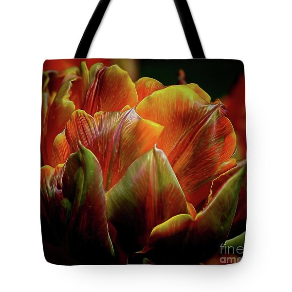 Extraordinary Passion Tote Bag