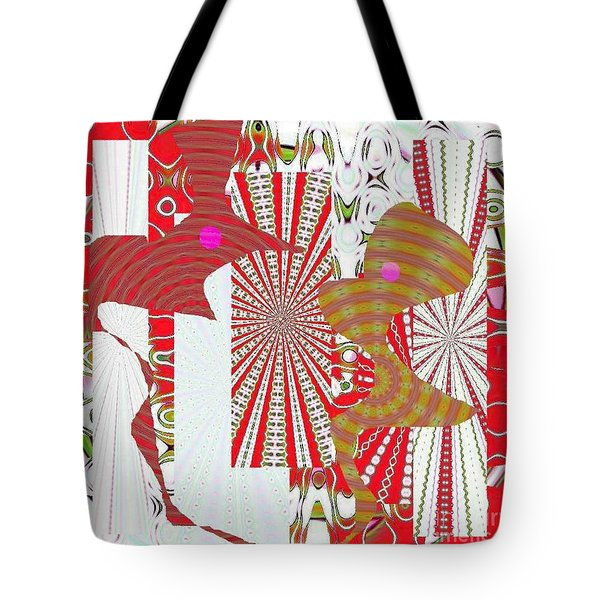 Extreme Love Tote Bag by Navo Art