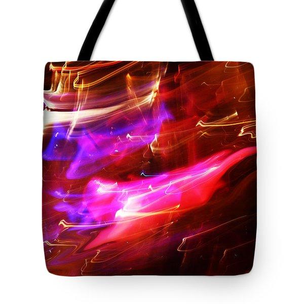 Exultation Tote Bag