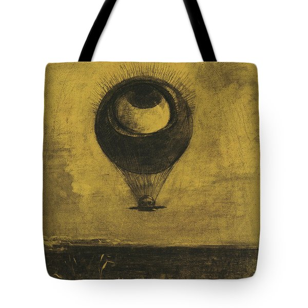 Eye-balloon Tote Bag