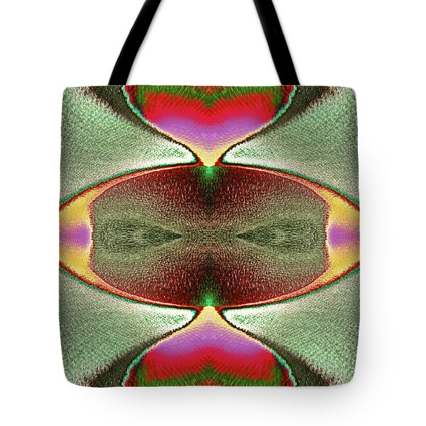 Tote Bag featuring the photograph Eye C U  by Tony Beck