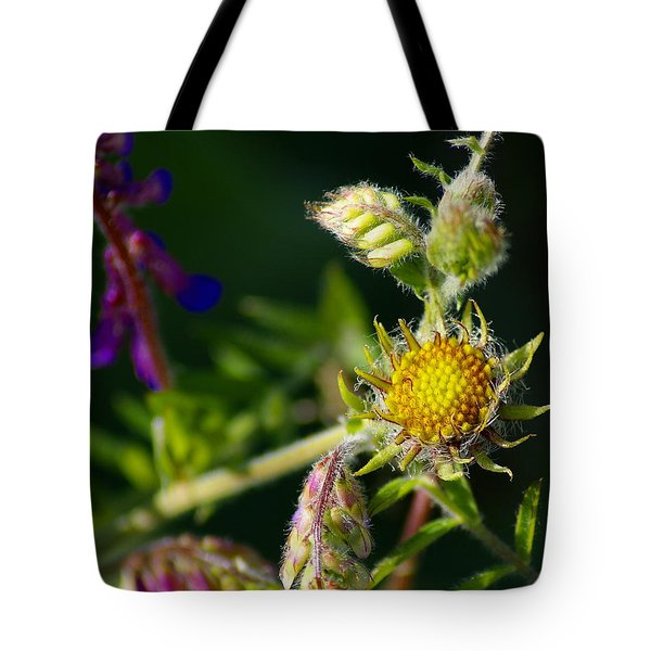 Eye Candy From The Garden Tote Bag