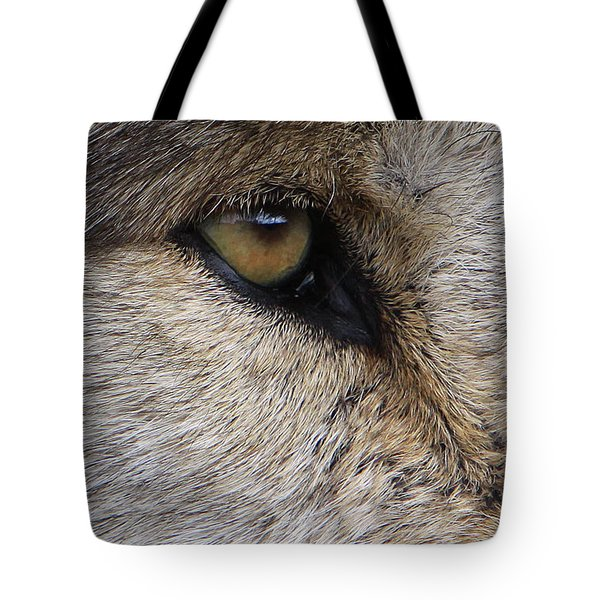 Eye Catcher Tote Bag