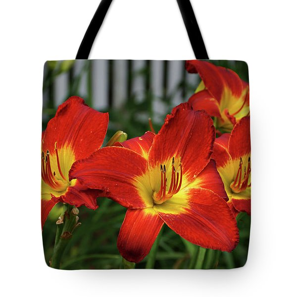 Tote Bag featuring the photograph Eye Catching by Sandy Keeton