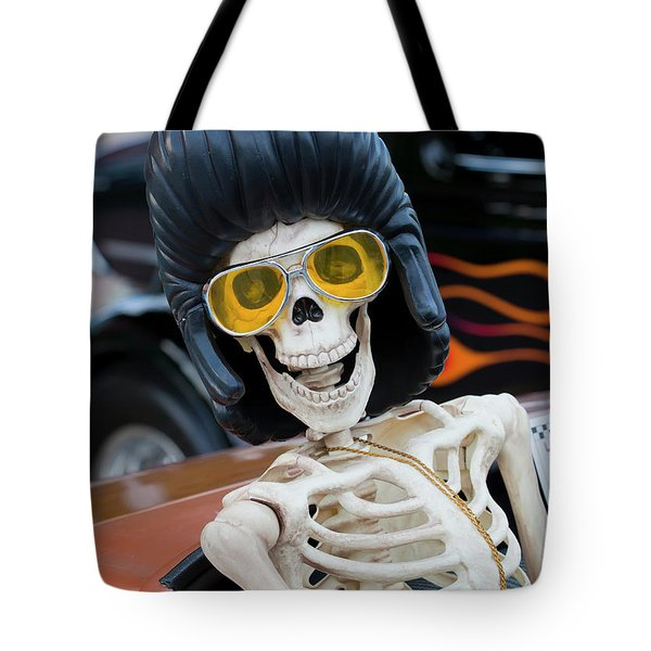 Tote Bag featuring the photograph Eye Contact by Chris Dutton