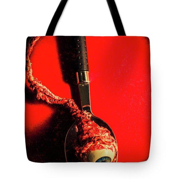 Eye Fillet Tote Bag