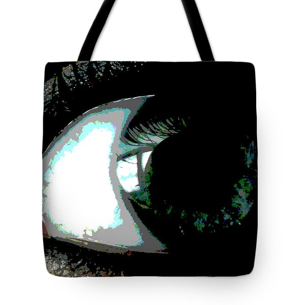 Eye Formation Tote Bag