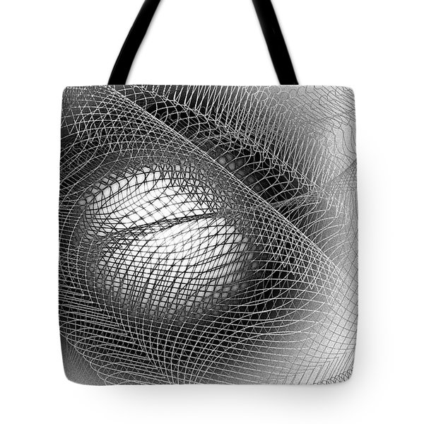 Eye Net Tote Bag
