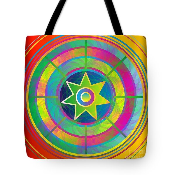 Eye Of Kanaloa 2012 Tote Bag