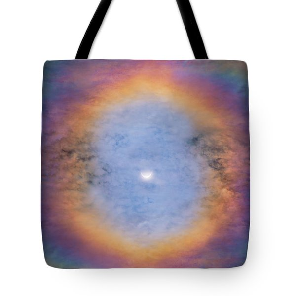 Tote Bag featuring the photograph Eye Of The Eclipse  by Darren White