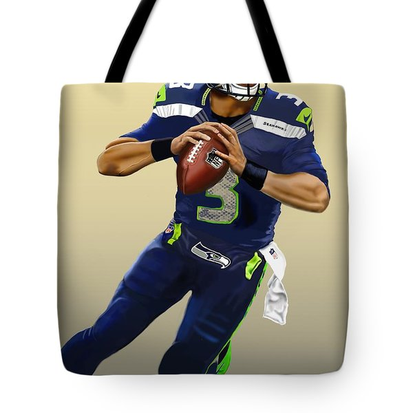 Eye Of The Hawk Tote Bag