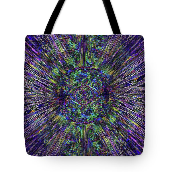 Eye Of The Universe Tote Bag