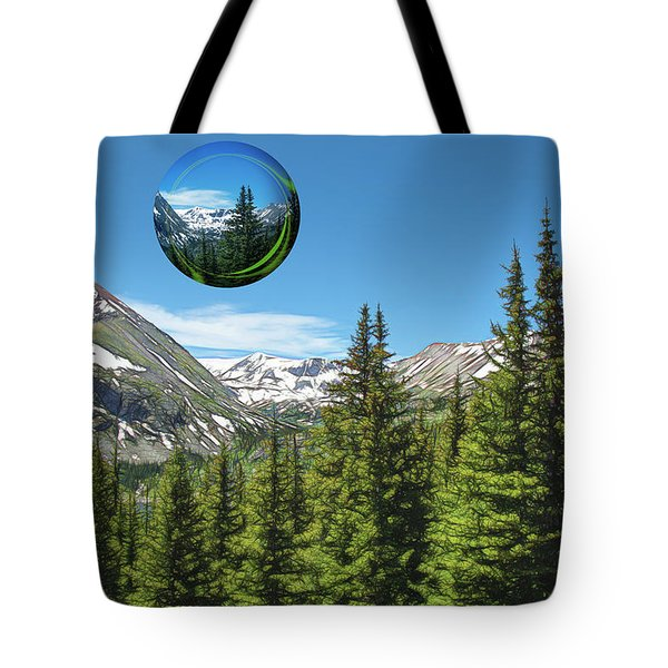 Eye On Summit County Tote Bag