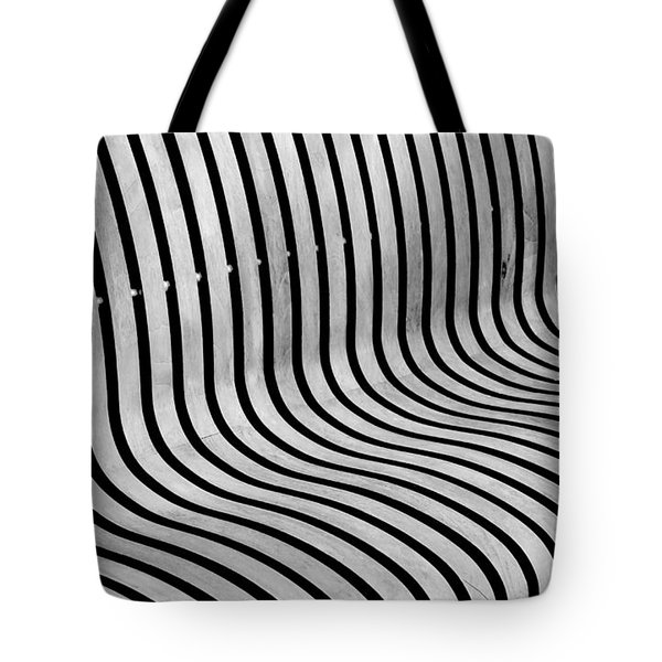 Eye Ride - Illusion  Tote Bag