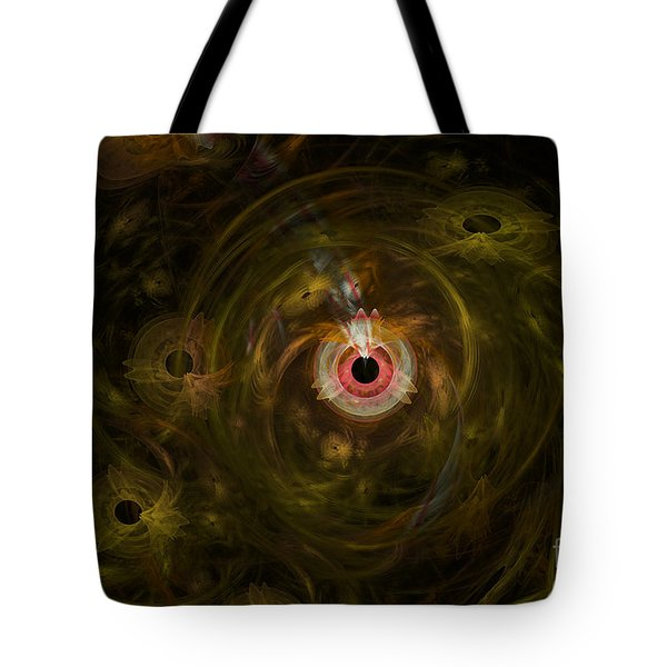 Eye See It All Tote Bag