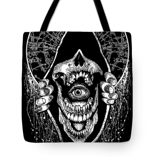 Eye See Tote Bag