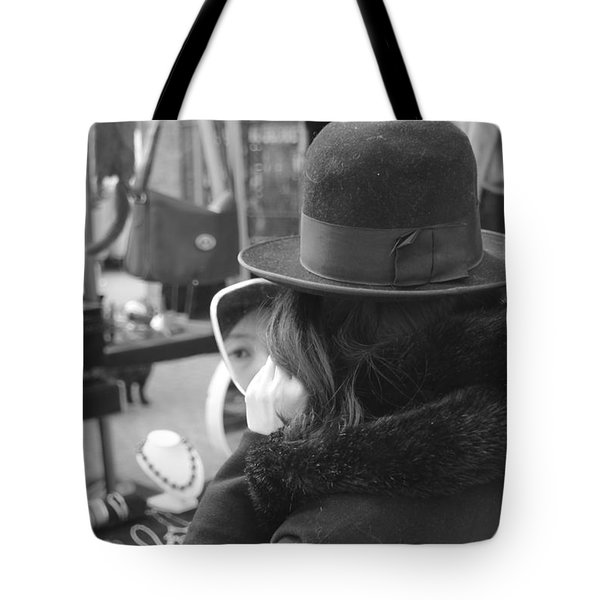 Eye Society Tote Bag