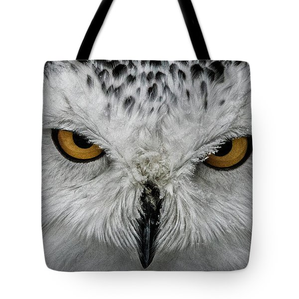 Eye-to-eye Tote Bag