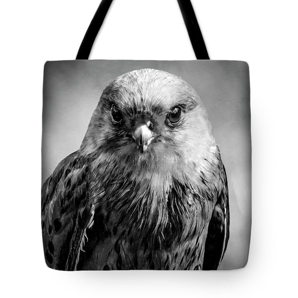 Tote Bag featuring the photograph Eye To Eye by Cliff Norton