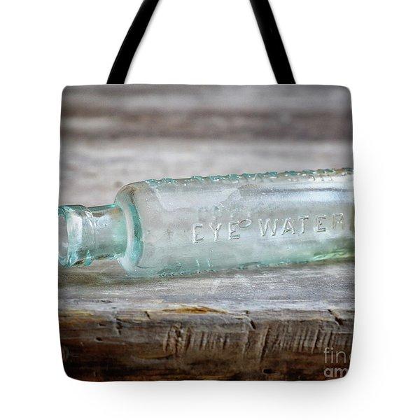 Eye Water Tote Bag