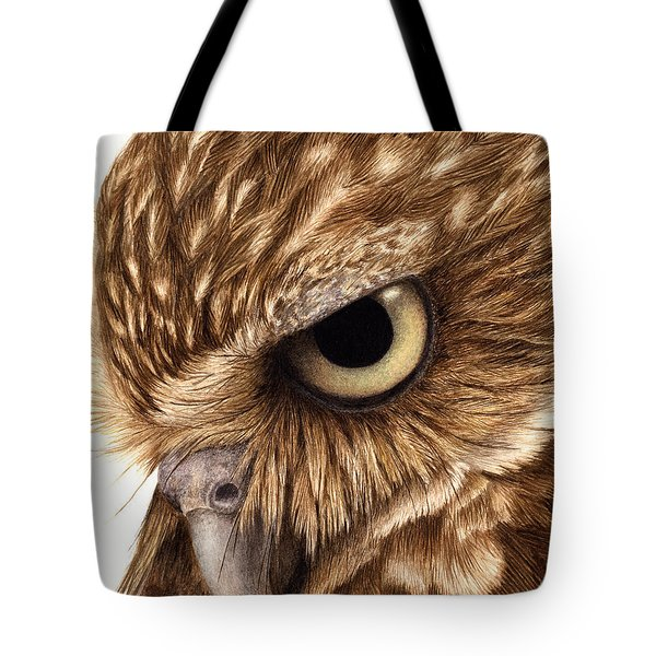 Eyeful Tote Bag