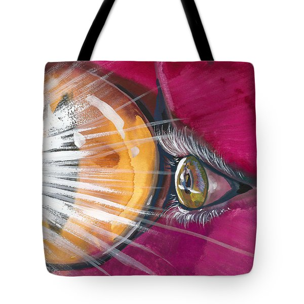 Eyelights Tote Bag