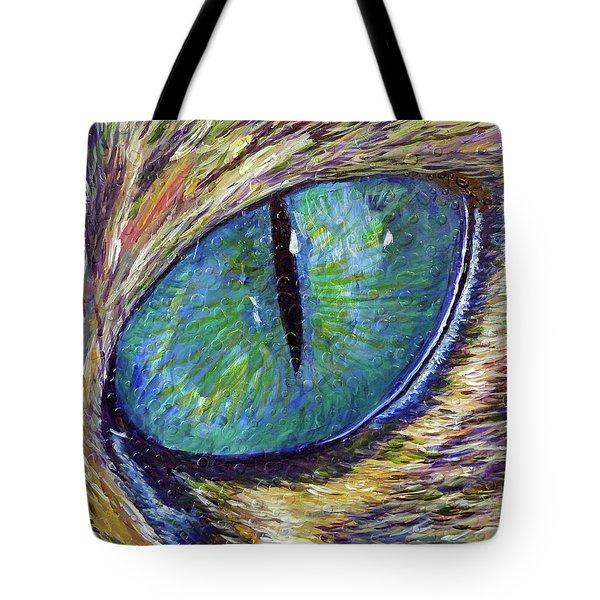 Eyenstein Tote Bag