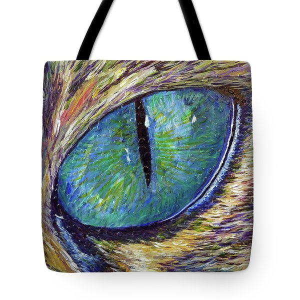 Eyenstein Tote Bag