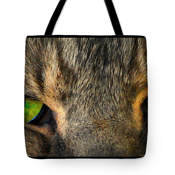 Eyes 1a Tote Bag