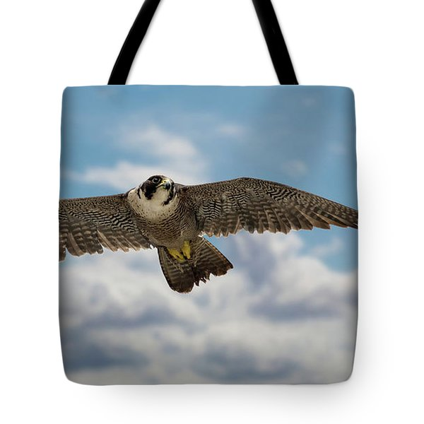 Eyes In The Sky Tote Bag