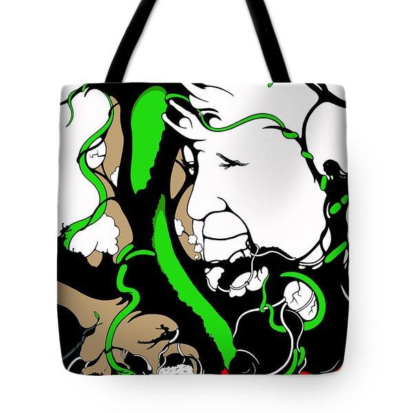 Eyes Of Faith Tote Bag
