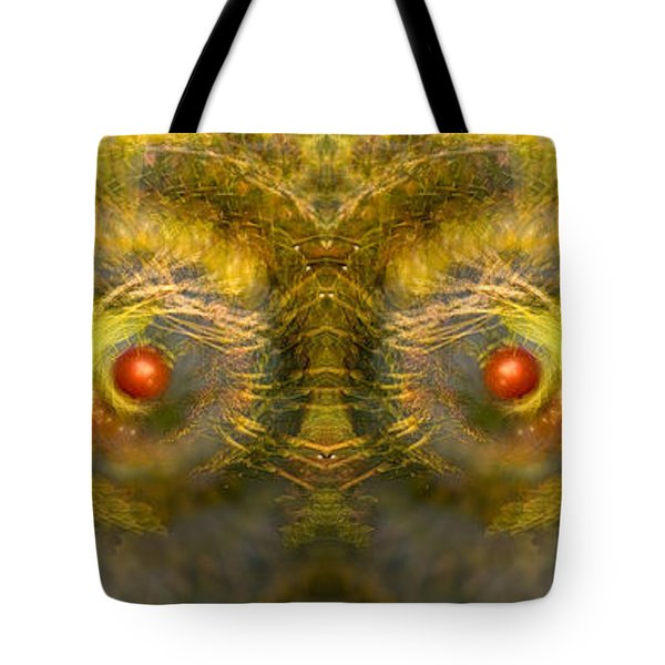 Eyes Of The Garden-1 Tote Bag