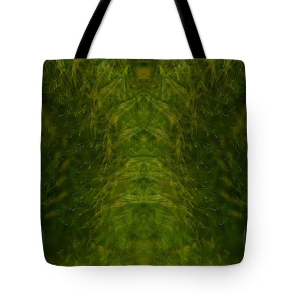 Eyes Of The Garden-2 Tote Bag