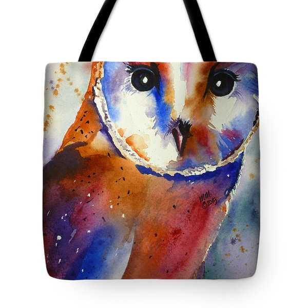 Eyes Of The Guardian Tote Bag