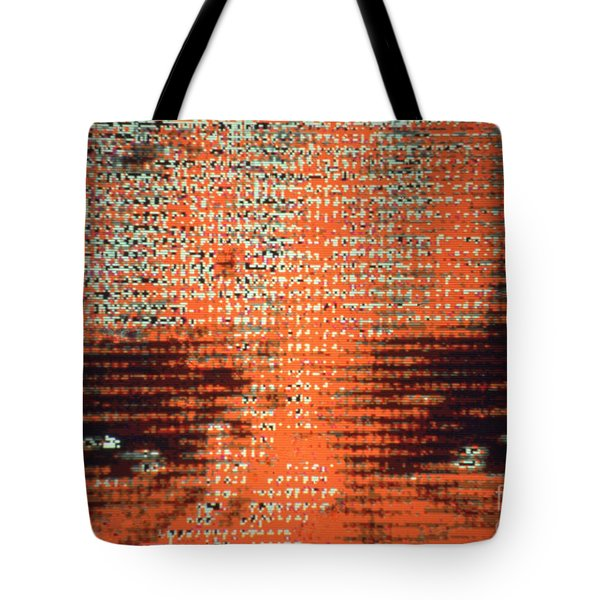 Eyes Tell All Tote Bag