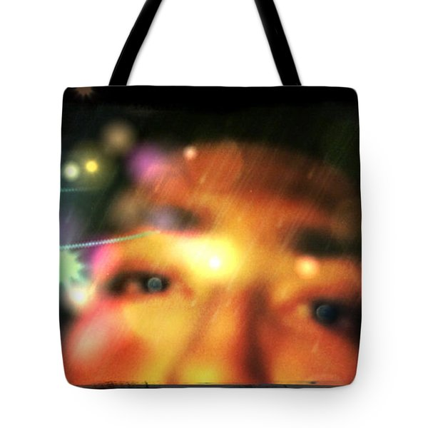 Eyes To The Soul Tote Bag