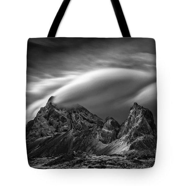 Eystrahorn, Iceland Tote Bag