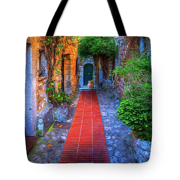 Ez Street Tote Bag