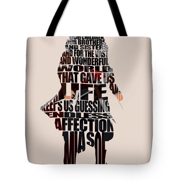 Ezio Auditore Da Firenze Tote Bag