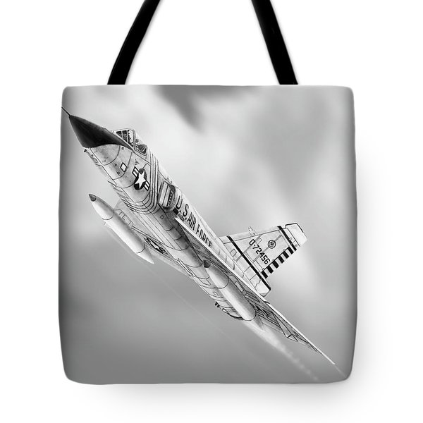 F-106a Drawing Tote Bag