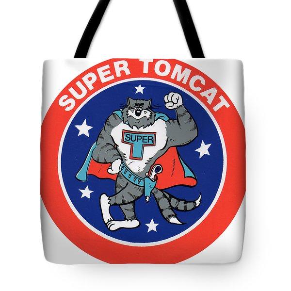 F-14 Super Tomcat Tote Bag