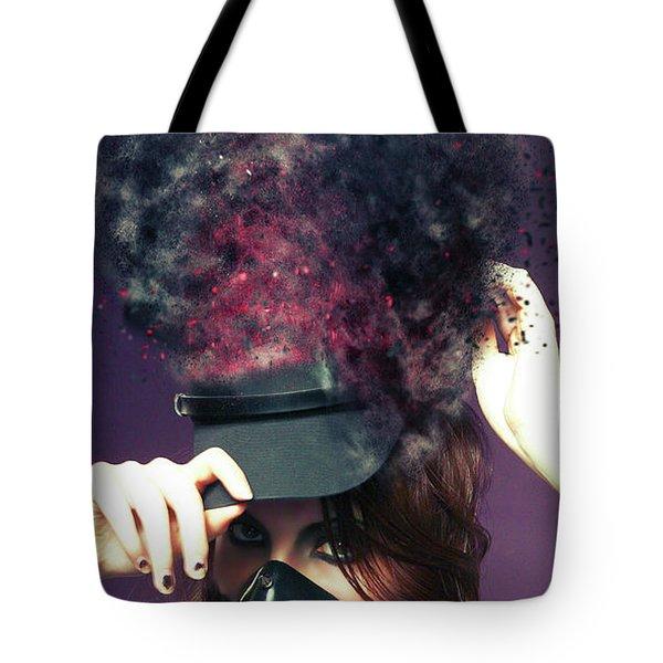 F U M E S  Tote Bag