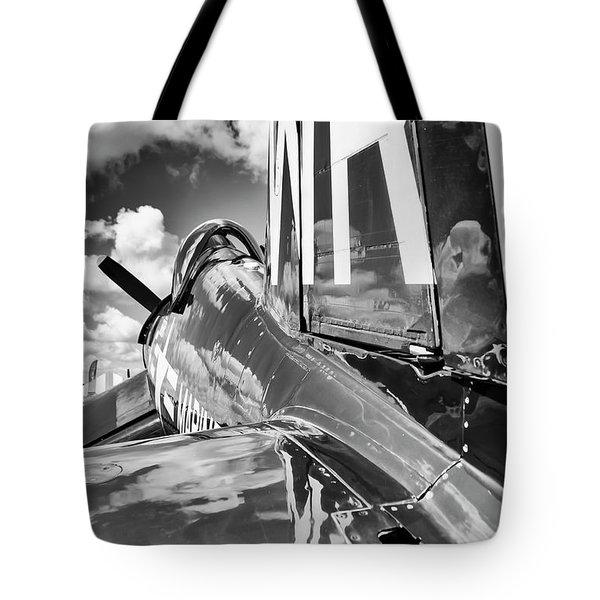 F4U Tote Bag